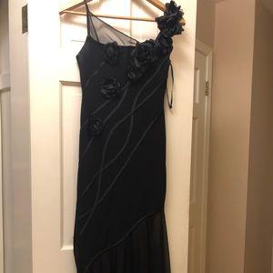 Tadashi Lycra dress. Size xsmall